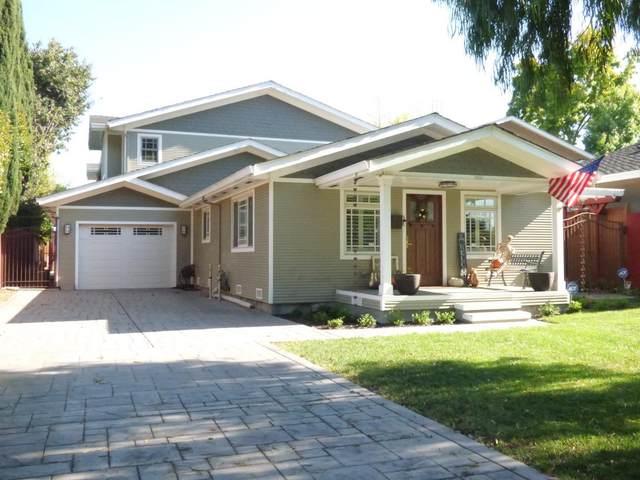 1460 Davis St, San Jose, CA 95126 (#ML81813252) :: Real Estate Experts