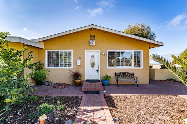 1479 Vallejo St, Seaside, CA 93955 (#ML81813638) :: The Goss Real Estate Group, Keller Williams Bay Area Estates