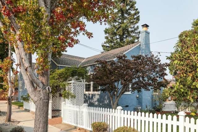 7 E Poplar Ave, San Mateo, CA 94401 (#ML81814003) :: Intero Real Estate
