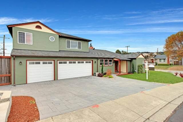 1161 Kains Ave, San Bruno, CA 94066 (#ML81814553) :: Intero Real Estate