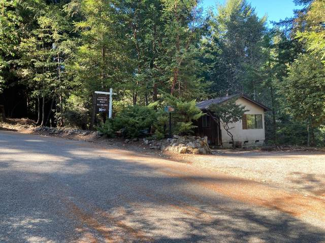1850 Altamont Dr, Felton, CA 95018 (#ML81814633) :: The Realty Society