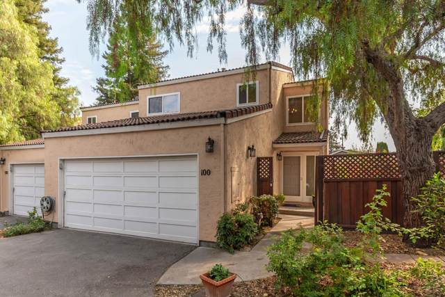 100 Central Ave, Redwood City, CA 94061 (#ML81814961) :: Intero Real Estate