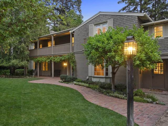 600 Devon Dr, Hillsborough, CA 94010 (#ML81815331) :: Intero Real Estate