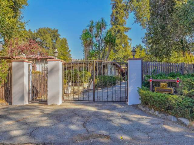20 Village Dr, Carmel Valley, CA 93924 (#ML81815415) :: Intero Real Estate