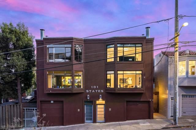 101 States St 2, San Francisco, CA 94114 (#ML81815722) :: Intero Real Estate
