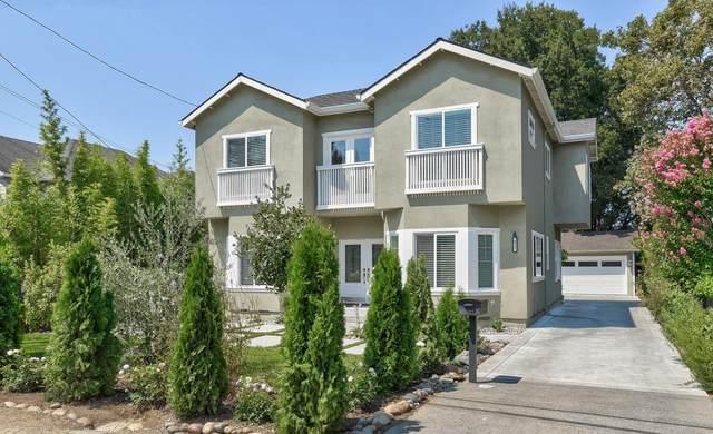627 16th Ave, Menlo Park, CA 94025 (#ML81815729) :: Intero Real Estate