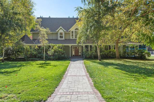 2400 Bean Creek Rd, Scotts Valley, CA 95066 (#ML81815825) :: The Kulda Real Estate Group
