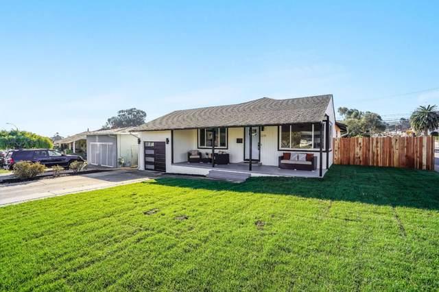 229 Indio Dr, South San Francisco, CA 94080 (#ML81815865) :: The Goss Real Estate Group, Keller Williams Bay Area Estates