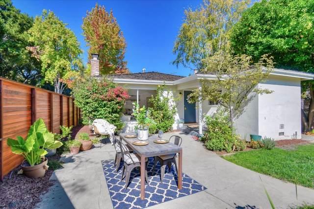 1376 University Ave, Palo Alto, CA 94301 (#ML81816261) :: RE/MAX Gold
