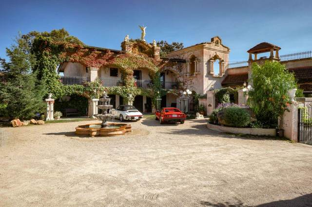 300 Country Club Hts, Carmel Valley, CA 93924 (#ML81816321) :: The Kulda Real Estate Group