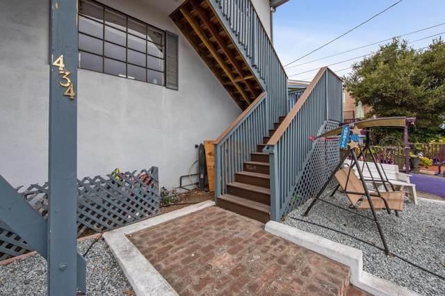 434 Larkin St, Monterey, CA 93940 (#ML81816333) :: Robert Balina | Synergize Realty