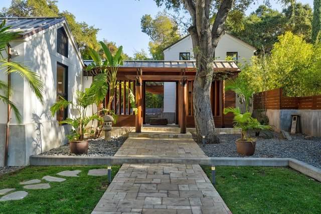 14480 Oak Pl, Saratoga, CA 95070 (#ML81816474) :: Strock Real Estate