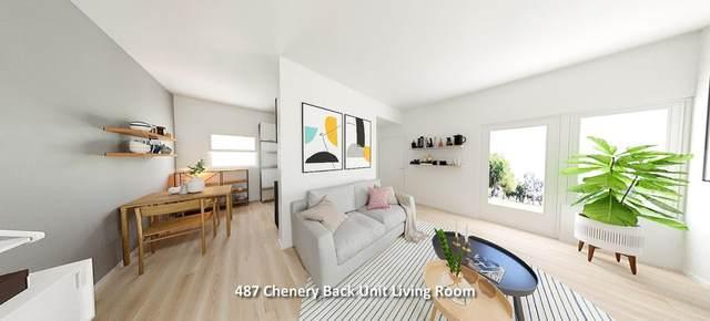 489 Chenery St, San Francisco, CA 94131 (#ML81816694) :: The Kulda Real Estate Group