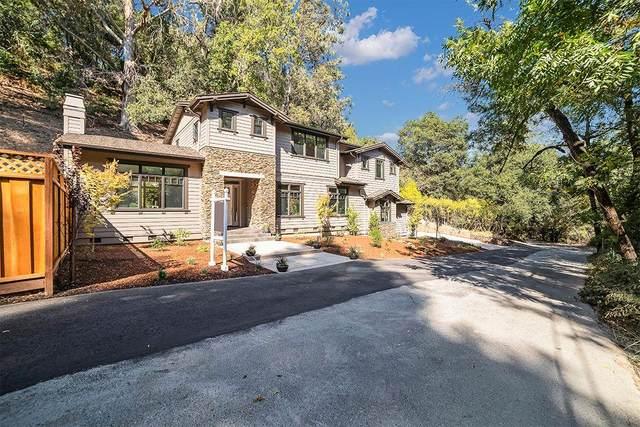 16021 Wood Acres Rd, Los Gatos, CA 95030 (#ML81816889) :: Strock Real Estate
