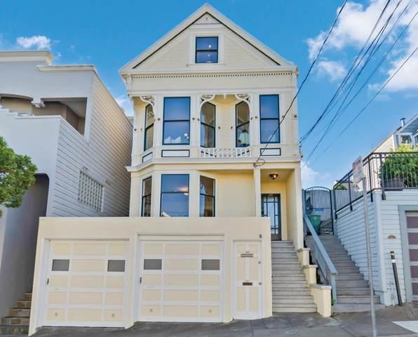 169-171 Randall St, San Francisco, CA 94131 (#ML81816915) :: The Kulda Real Estate Group