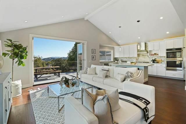 40 De Burgh Dr, San Anselmo, CA 94960 (#ML81817007) :: The Kulda Real Estate Group