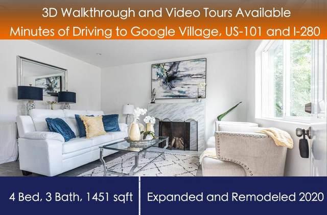 1696 Whitton Ave, San Jose, CA 95116 (#ML81817057) :: Strock Real Estate