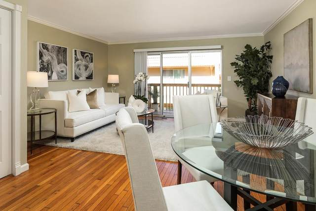 4074 Farm Hill Blvd 3, Redwood City, CA 94061 (#ML81817148) :: The Kulda Real Estate Group