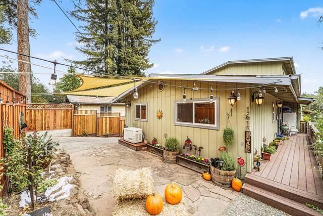 161 Madrone Ave, Ben Lomond, CA 95005 (#ML81817181) :: The Kulda Real Estate Group