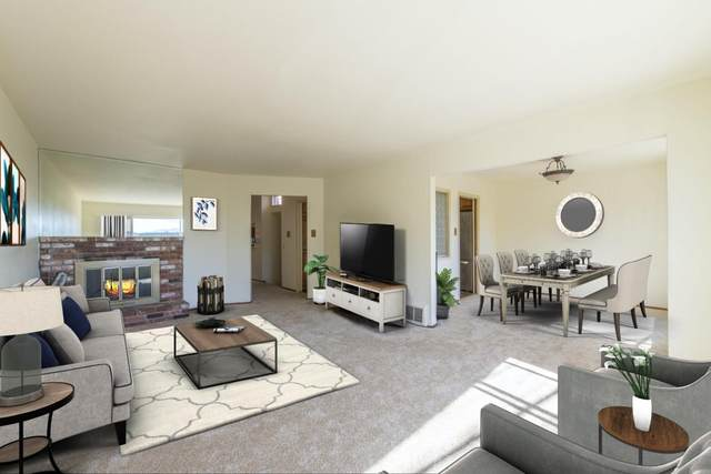 236 Los Palmos Dr, San Francisco, CA 94127 (#ML81817353) :: The Kulda Real Estate Group
