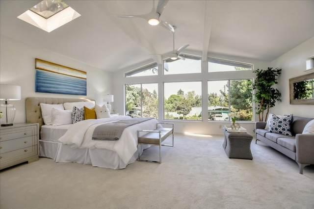 586 Rockport Dr, Sunnyvale, CA 94087 (#ML81817397) :: Intero Real Estate