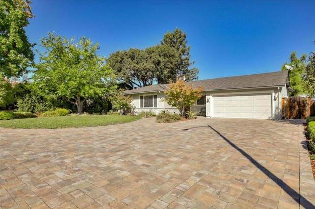312 Westhill Dr, Los Gatos, CA 95032 (#ML81817410) :: The Realty Society