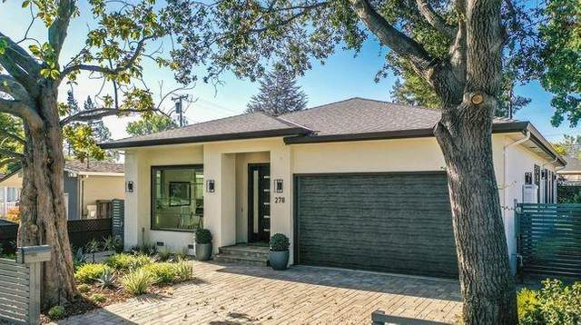 278 Beresford Ave, Redwood City, CA 94061 (#ML81817464) :: Robert Balina | Synergize Realty
