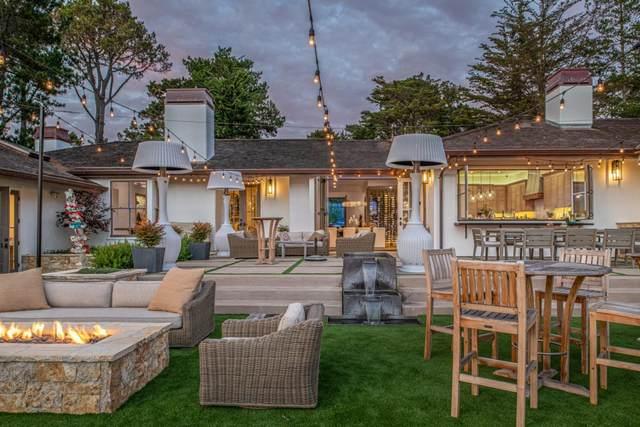 1536 Viscaino Rd, Pebble Beach, CA 93953 (#ML81818025) :: The Kulda Real Estate Group