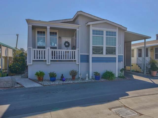 150 Kern St 25, Salinas, CA 93906 (#ML81818192) :: The Goss Real Estate Group, Keller Williams Bay Area Estates