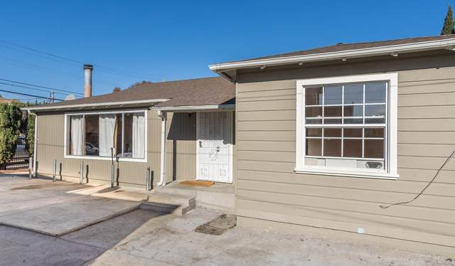 1232 81st Ave, Oakland, CA 94621 (#ML81819197) :: The Kulda Real Estate Group
