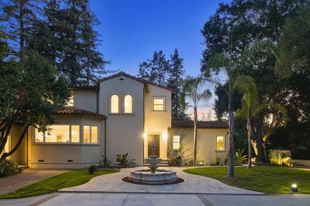 1255 Montclaire Way, Los Altos, CA 94024 (#ML81819242) :: Robert Balina | Synergize Realty