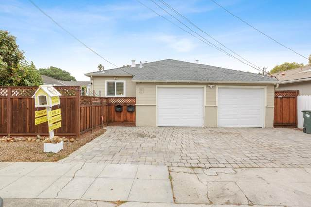 935 Rose Ave, Redwood City, CA 94063 (#ML81819382) :: The Realty Society