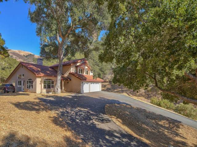 60 Toyon Way, Carmel Valley, CA 93924 (#ML81819517) :: The Kulda Real Estate Group