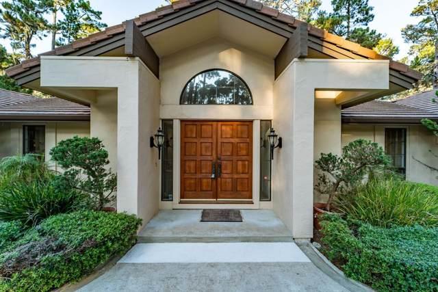 1273 Lisbon Ln, Pebble Beach, CA 93953 (#ML81819605) :: Schneider Estates