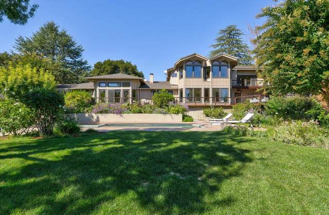 130 Summerhill Ln, Woodside, CA 94062 (#ML81819780) :: Robert Balina | Synergize Realty