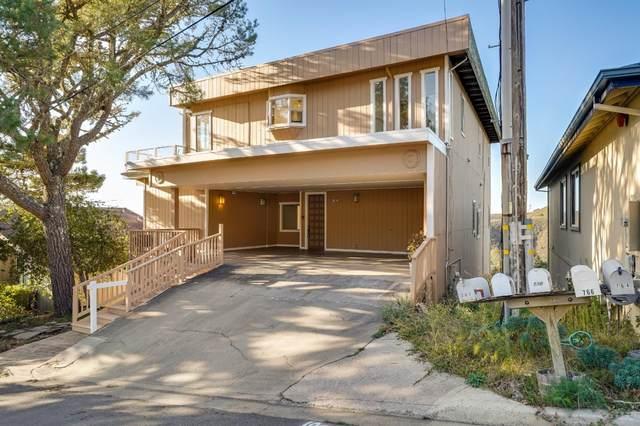 763 El Granada Blvd, El Granada, CA 94019 (#ML81819807) :: RE/MAX Gold