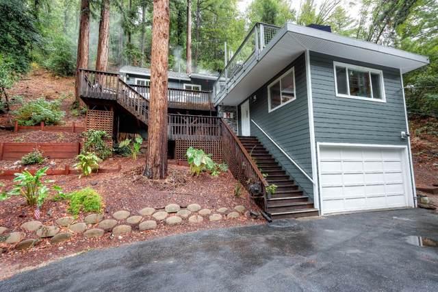 10130 Love Creek Rd, Ben Lomond, CA 95005 (#ML81820019) :: The Kulda Real Estate Group