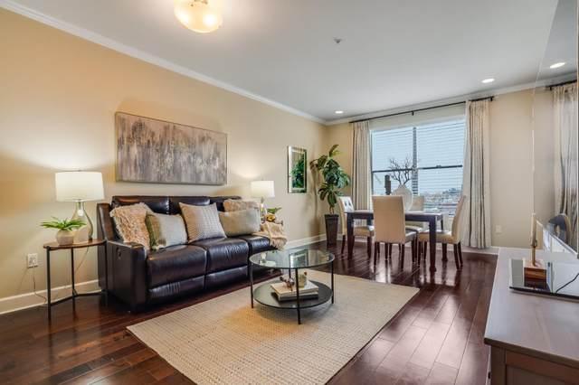 1001 Laurel St 406, San Carlos, CA 94070 (#ML81820184) :: Real Estate Experts
