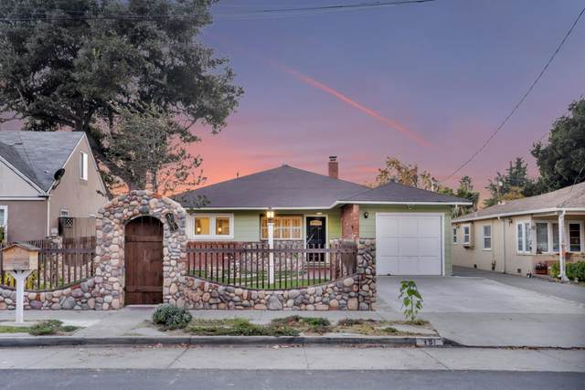 161 Cleaves Ave, San Jose, CA 95126 (#ML81820940) :: The Sean Cooper Real Estate Group