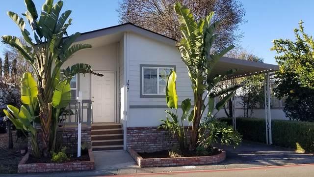 6130 Monterey Rd 177, San Jose, CA 95138 (#ML81821164) :: Schneider Estates