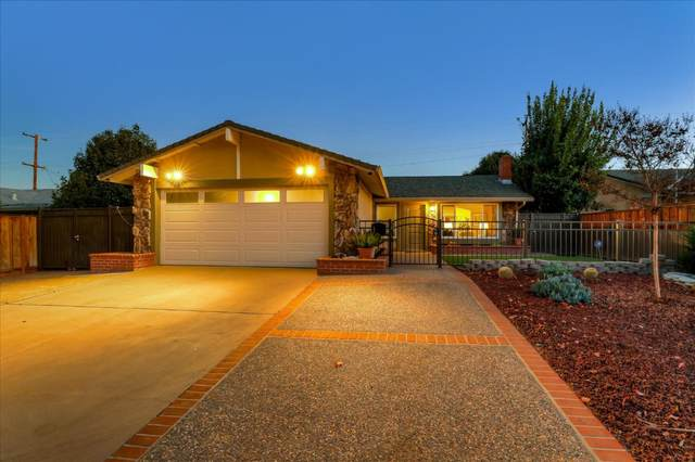 2102 Lyons Dr, San Jose, CA 95116 (#ML81821243) :: The Kulda Real Estate Group