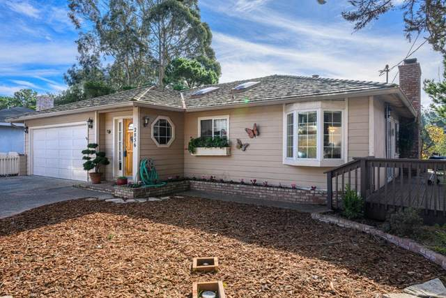 2856 Forest Hill Blvd, Pacific Grove, CA 93950 (#ML81821381) :: The Goss Real Estate Group, Keller Williams Bay Area Estates