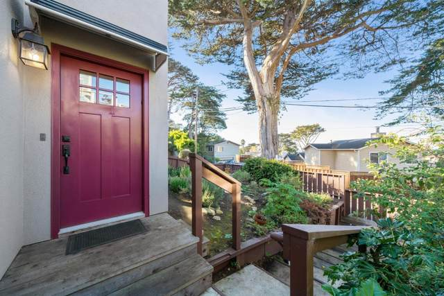 949 Vallejo Ter, Pacifica, CA 94044 (#ML81821605) :: The Kulda Real Estate Group