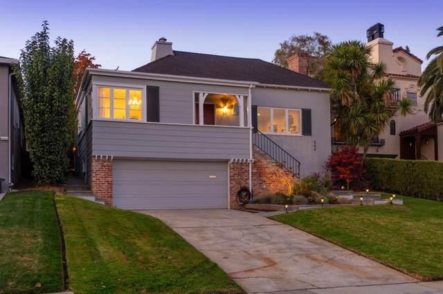 506 Georgetown Ave, San Mateo, CA 94402 (#ML81821788) :: Robert Balina | Synergize Realty