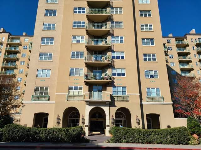 1 Baldwin Ave 1007, San Mateo, CA 94401 (#ML81821809) :: The Gilmartin Group