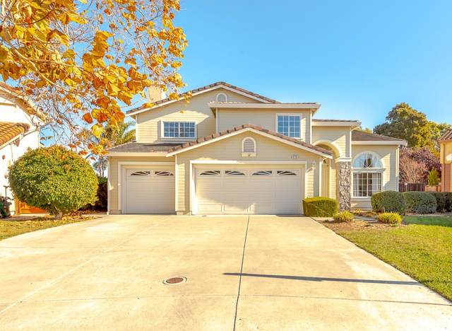 4710 Finn Cove Ct, Union City, CA 94587 (#ML81822008) :: The Kulda Real Estate Group