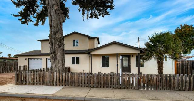 1193 Waring St, Seaside, CA 93955 (#ML81822379) :: The Gilmartin Group