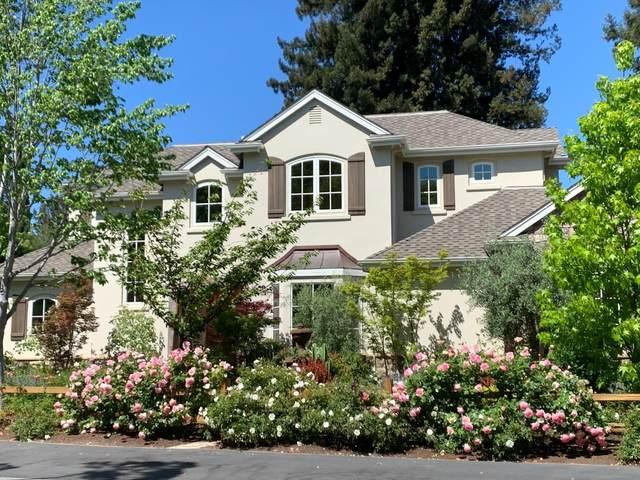 570 Oakfield Ln, Menlo Park, CA 94025 (#ML81822955) :: The Goss Real Estate Group, Keller Williams Bay Area Estates