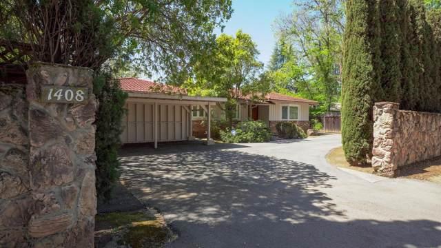 1408 Frontero Ave, Los Altos, CA 94024 (#ML81823209) :: Robert Balina | Synergize Realty