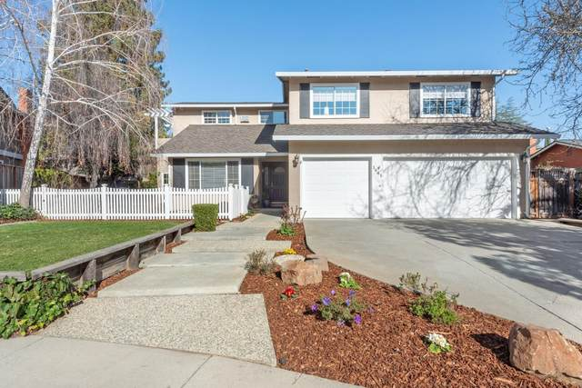 1441 Corte De Rosa, San Jose, CA 95120 (#ML81823367) :: The Goss Real Estate Group, Keller Williams Bay Area Estates